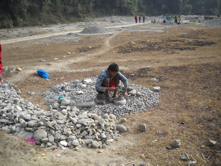 Nepal Youth Pictures Inequality, Wins Photo Contest