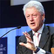 Bill Clinton, Founder, William Jefferson Clinton Foundation; President of the United States (1993-2001)