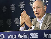 Professor Klaus Schwab, Founder and Executive Chairman, World Economic Forum