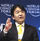 Heizo Takenaka, Minister of State for Economic and Fiscal Policy and for Privatization of the Postal Services, Japan