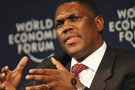 Lazarus Zim, Chief Executive, Anglo American Corporation of South Africa