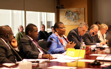 Development Partners Show Support for Cote d'Ivoire's Recovery