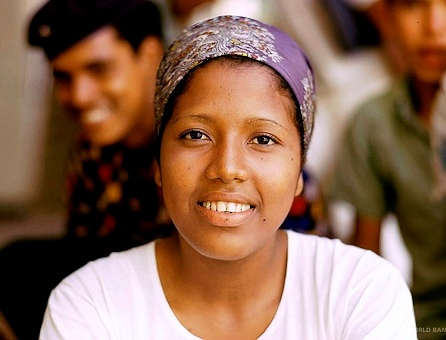 Gender Equality: The Right and Smart Thing to Do for Poverty Reduction