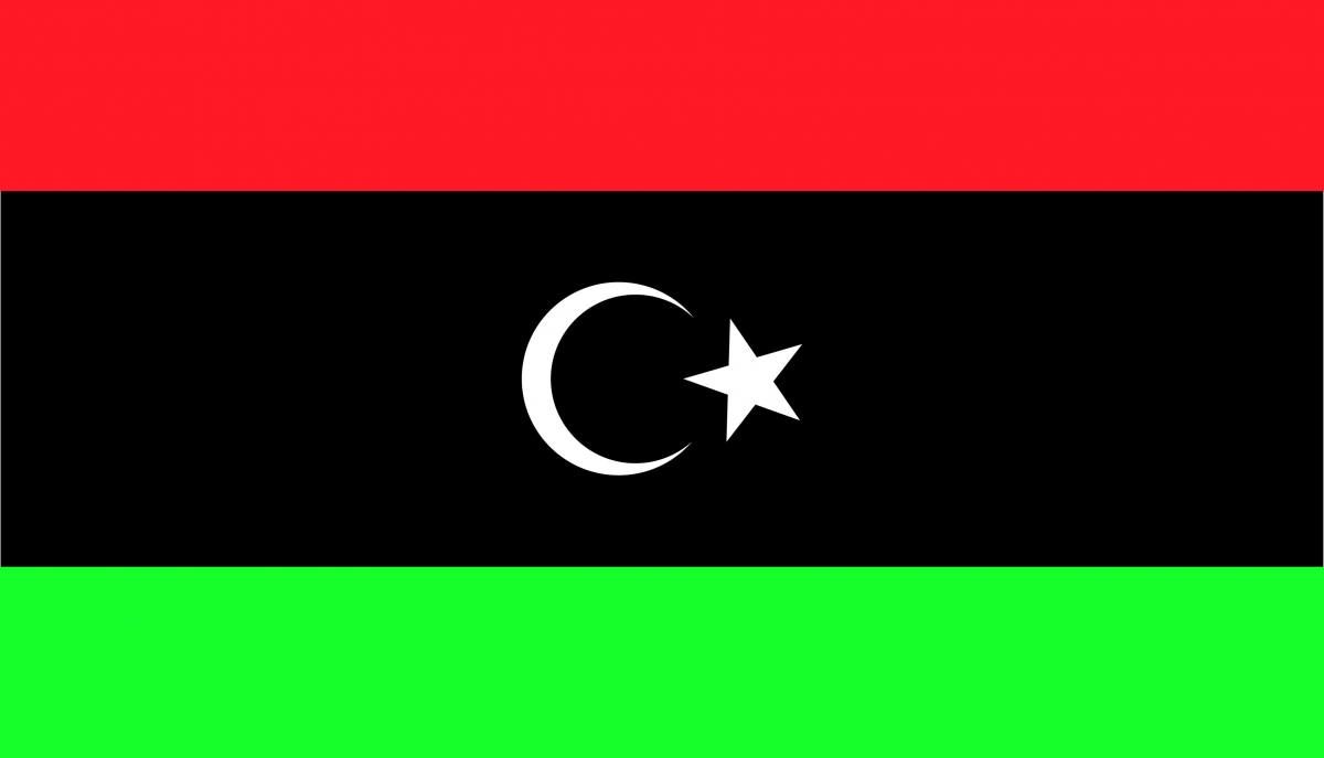The New Libyan Flag